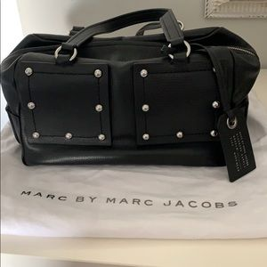 Marc by Mark Jacobs leather bag with dust bag